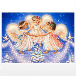 Naiyue J786 Angel Print Draw Diamond Drawing -