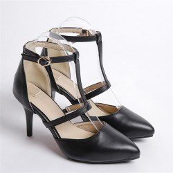 Miss Shoes Hsy998-2 High Heels Fashion Single Shoes -