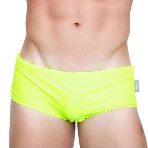Online Taddlee New Sexy Men's Swimwear Swimsuits Swim Boxer Briefs Solid Pure Color Surf Board Trunks Swimming Bikini Sports