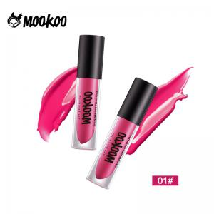 MOOKOO Shimmering Lip Gloss Moisturizing and Nourishing -Water Resistant -