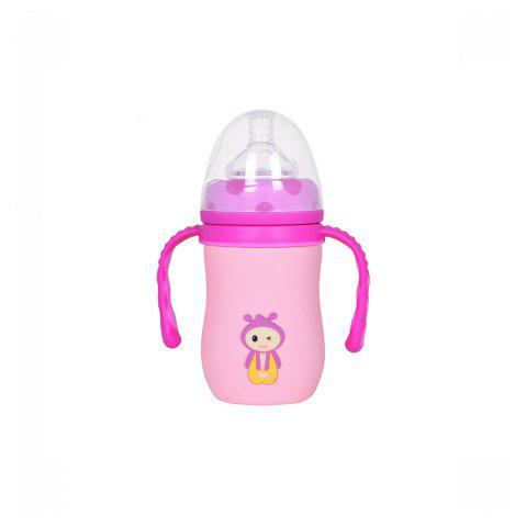 Affordable Wide mouth automatic glass bottle MY0144