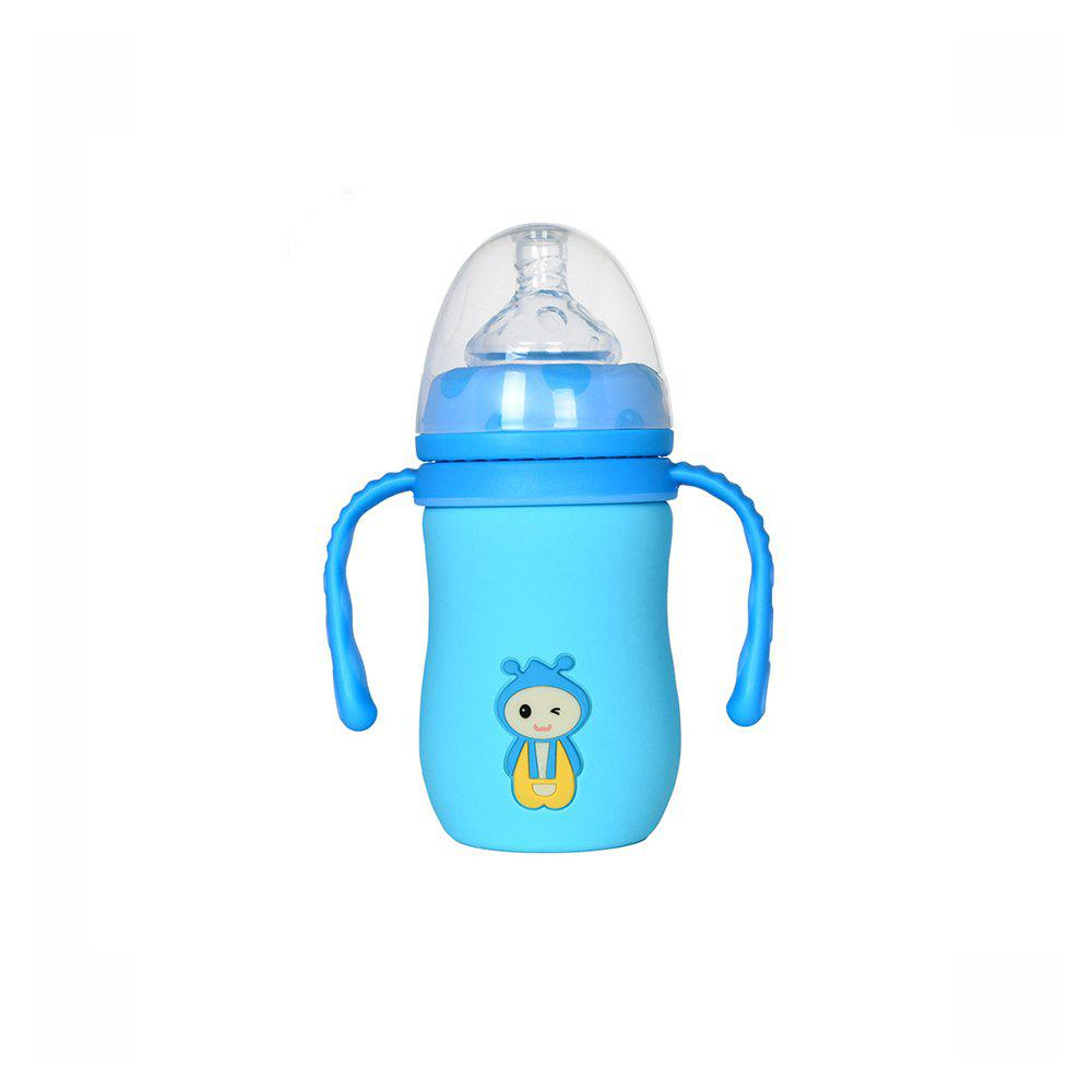 Best Wide mouth automatic glass bottle MY0144