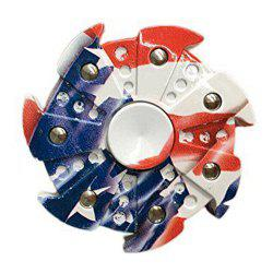 Focus Toy Ball Bearing Wheel Hand Spinner -