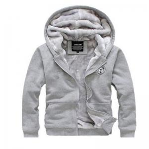 Men's Sports Casual Daily Hoodie Solid Hooded Micro elastic Cotton Long Sleeves Suit -