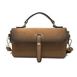 Wild Messenger Bag Casual Retro Portable Shoulder Bag Small Square Package -