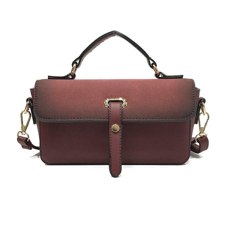 Latest Wild Messenger Bag Casual Retro Portable Shoulder Bag Small Square Package