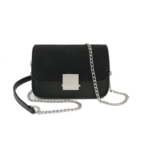 Fashion Chain Small Square Shoulder Messenger Bag Fashion Wild Lock Handbags