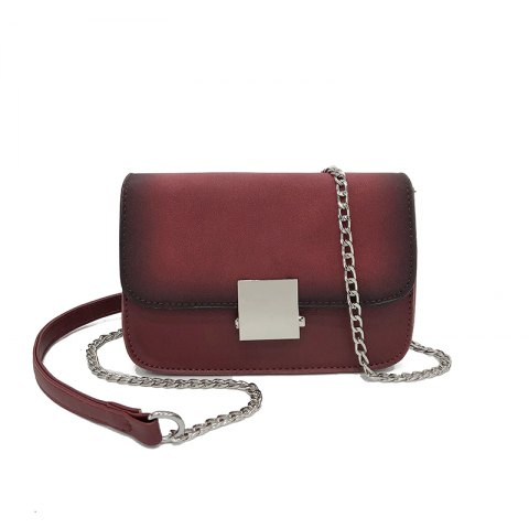 Outfit Chain Small Square Shoulder Messenger Bag Fashion Wild Lock Handbags