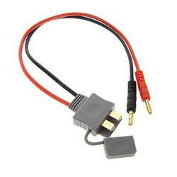 Phantom 2 3 Battery Charging Cable B6 B6AC Balance Charger Adapter Patch Cable -