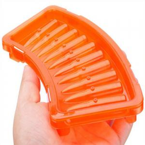 C-Pioneer Bullets Shape Frozen Ice Jelly Pudding Mold Cube Tray -