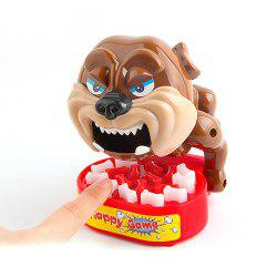 Board Game Carefully Trick Bite Finger Dog Parent-child Interaction Toy -
