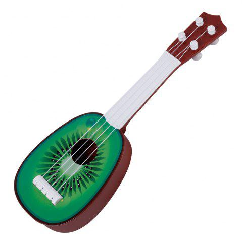 Shop Especially in the Kerry Mini Fruit Guitar Beginners Guitar sound Instrument Toys