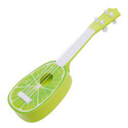Especially in the Kerry Mini Fruit Guitar Beginners Guitar sound Instrument Toys -