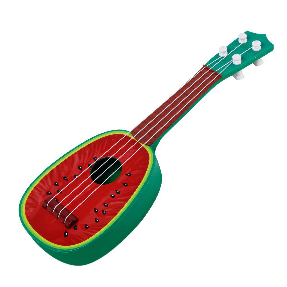 Affordable Especially in the Kerry Mini Fruit Guitar Beginners Guitar sound Instrument Toys