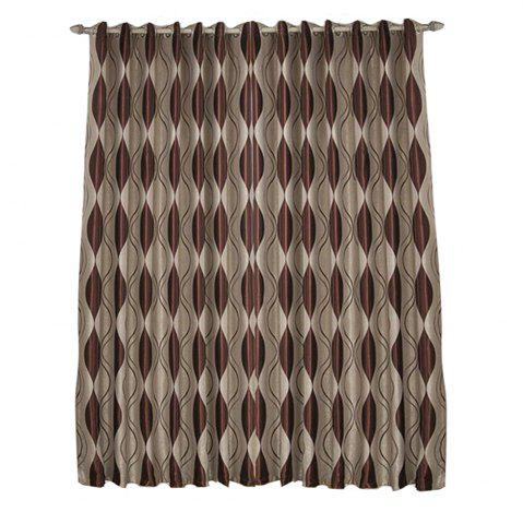 Store Shading jacquard curtain  The bedroom curtains Velvet curtain