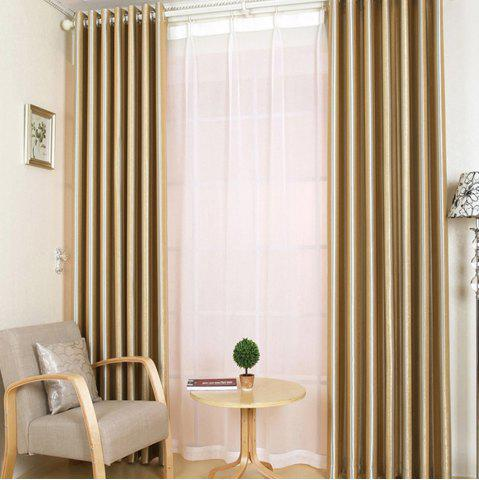 Fancy Shading Stripe Curtain  Bedroom Living Room Curtain
