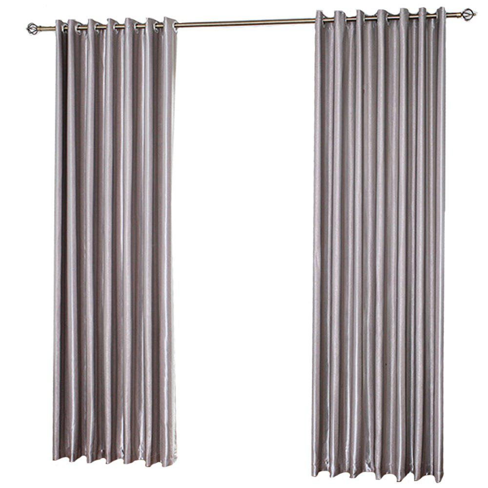 Online Shading Stripe Curtain  Bedroom Living Room Curtain