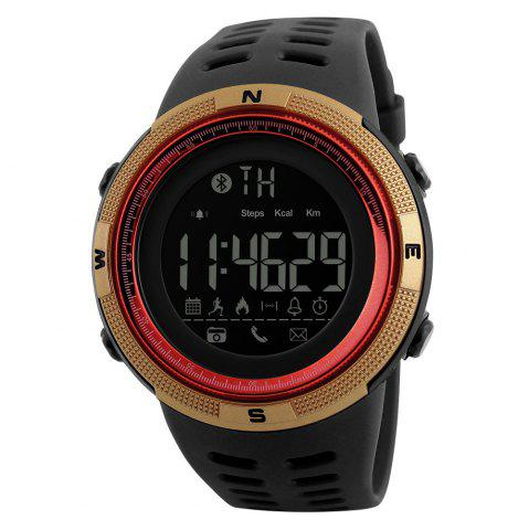 Latest Fashion Electronic Outdoor Sports Student Burst Section Waterproof Sports Watch
