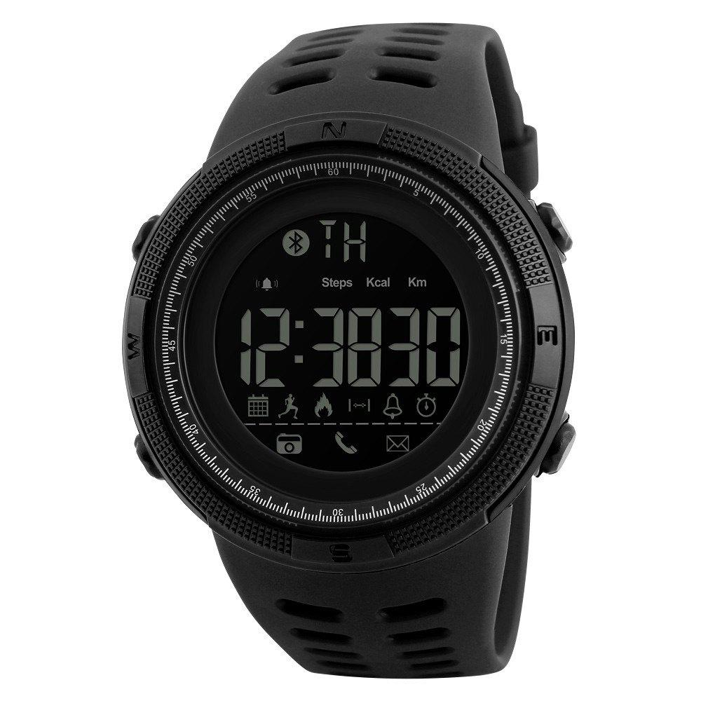 Outfits Fashion Electronic Outdoor Sports Student Burst Section Waterproof Sports Watch