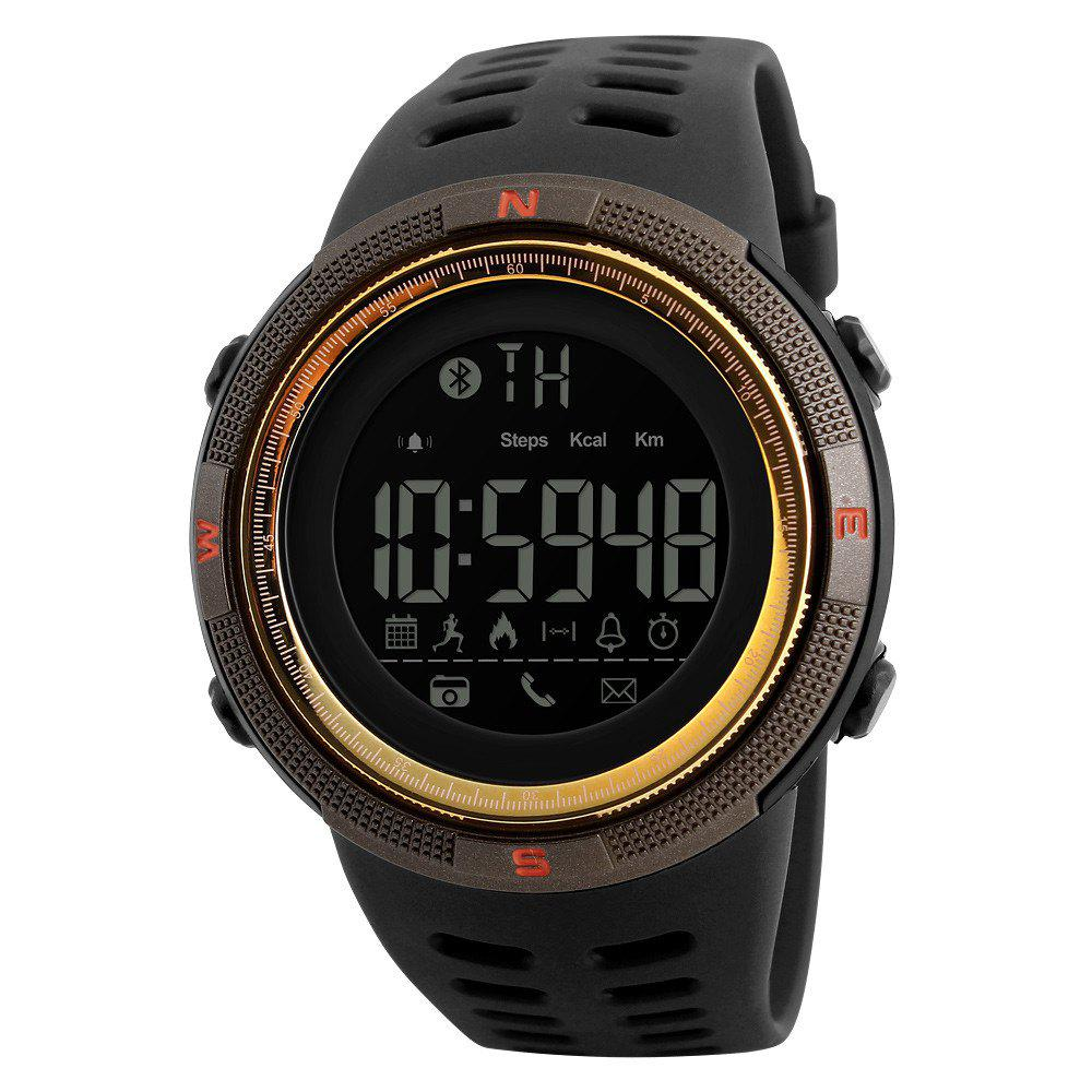 Shop Fashion Electronic Outdoor Sports Student Burst Section Waterproof Sports Watch