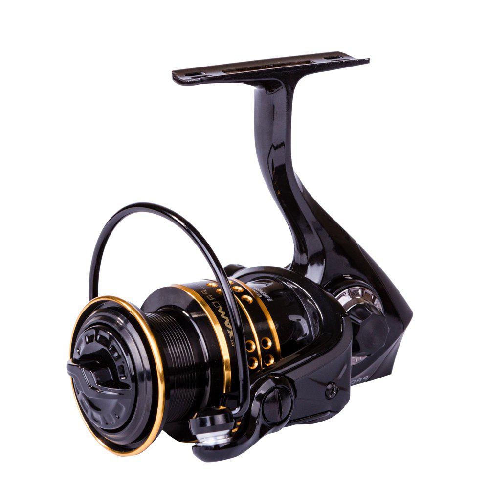 Unique Abu Garcia PRO MAX Top Quality 6+1 Ball Bearing 14lb Carbon Fiber Max Drag Gear Ratio 5.1:1 Spinning Fishing Reel