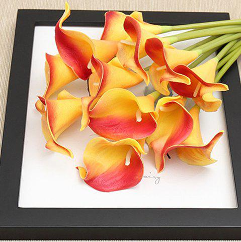 Discount Anti-real flower calla flowers