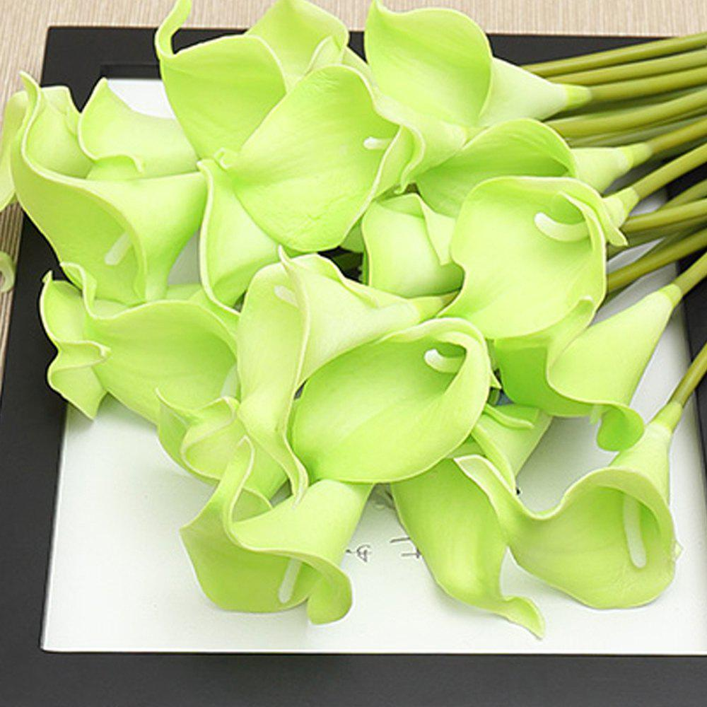 Trendy Anti-real flower calla flowers