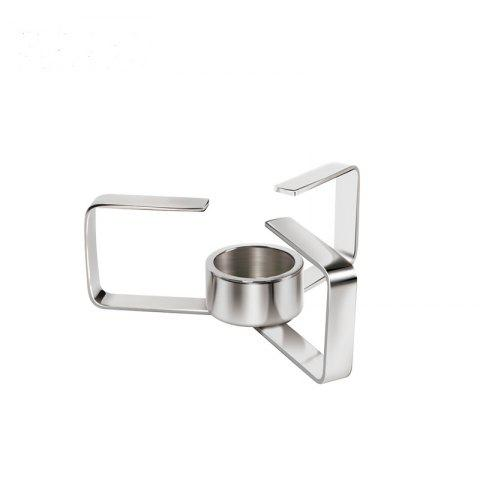 Buy Stainless Steel Teapot Holder Candle Heating Device Warmer/Heater Heating Stove