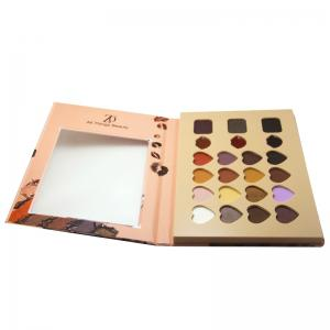 ZD F2082 Makeup Palette 16 Colors Eyeshadow 3 Colors Lip Gloss 3 Colors Eyebrow Powder Palettes 1PC -