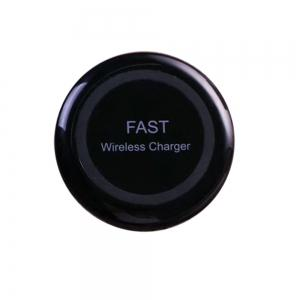 XM-K3 QI 9V Fast Wireless Charger Pad для iPhone X / 8/7/6 Plus / Samsung Galaxy S8 / S6 / Android Смартфоны -