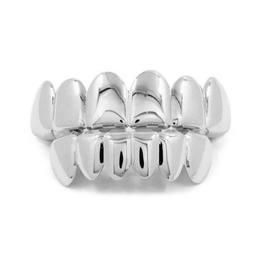 Hot Hip Hop 18k Gold Plated Gold  Classic Grillz