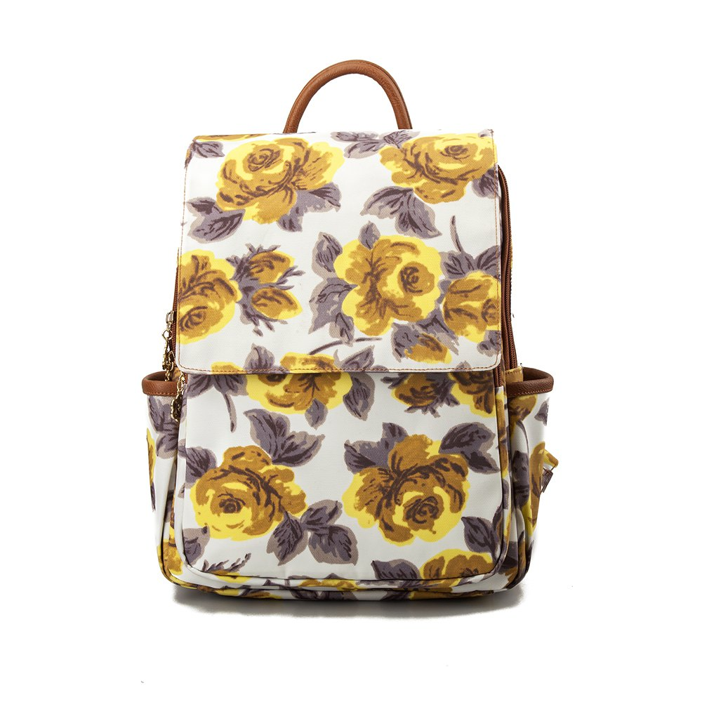 New Backpack For Girls Fashion Floral Backpack Waterproof Backpack