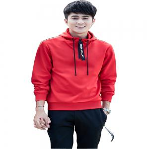 2017 Boys Handsome And Slim Body  Hoodie -