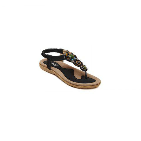 Sale Ladies Rubber Sole Refers To Beach Sandals