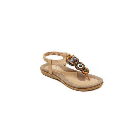 Best Ladies Rubber Sole Refers To Beach Sandals