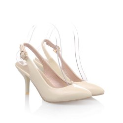Miss Shoes 9040 Tips and Fashion Sandals -
