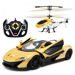 Rastar Helicopter Karen Electric Remote Control Car Suit 75110.14 -