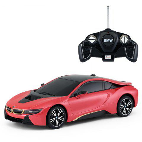 Fancy RASTAR BMW I8 Remote-Controlled racing Car Toys Deformation Mode Remote Control To Open The Door 59200