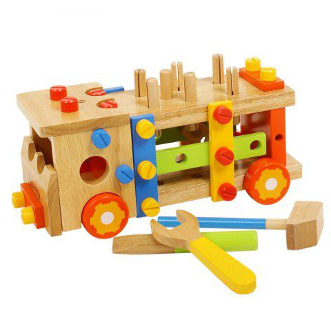 Hot Assembling and More Fun for Kids Pratice Tools Truck Other Educational Toys