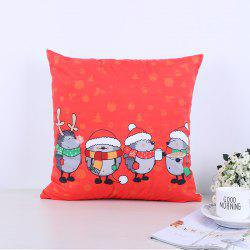 Christmas Pillow Cushion -