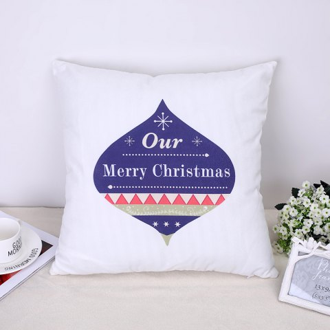 Hot Christmas Pillow Christmas Candy Wreath