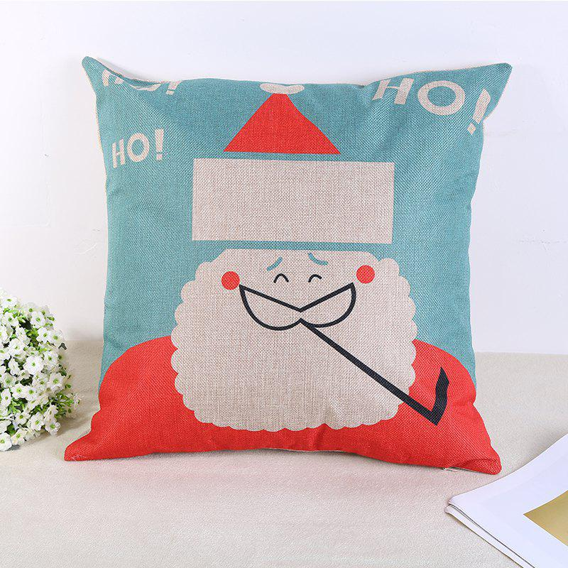 Trendy Christmas Cartoon Santa Claus