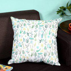 Small Fresh Grass Pillow Floret -