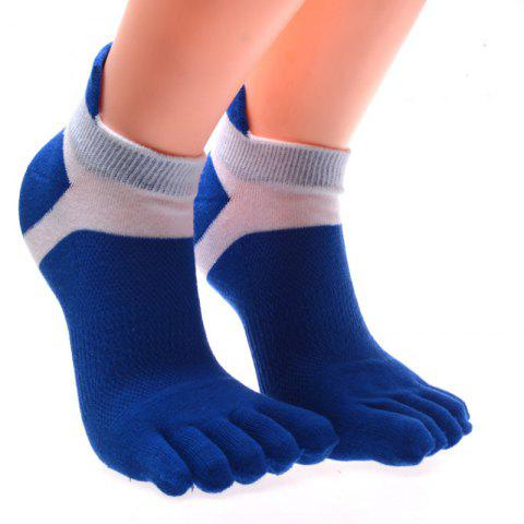 Unique Summer five fingers socks exposed toe wings meia anti-slippery halter ture cotton sokken sports meias and ciclismo for Girl