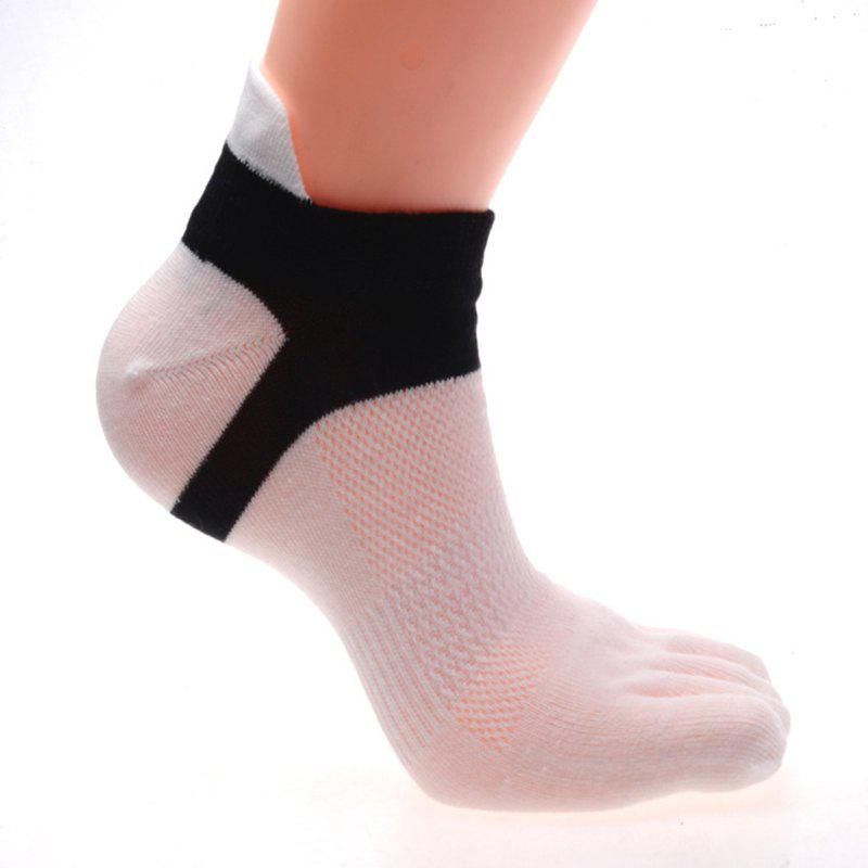 Fancy Summer five fingers socks exposed toe wings meia anti-slippery halter ture cotton sokken sports meias and ciclismo for Girl