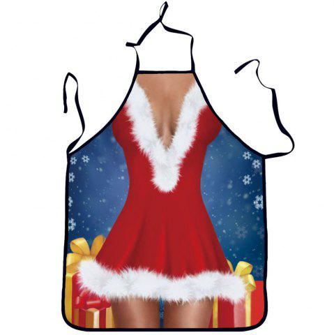 Sale Creative Dress Cooking Kitchen Aprons for Christmas Party Gifts