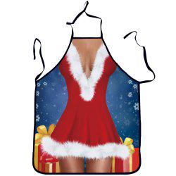 Creative Dress Cooking Kitchen Aprons for Christmas Party Gifts -