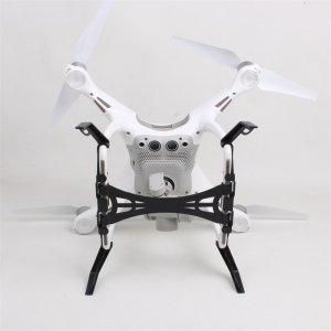 Landing Gear Lengthened Heightened Landing Skid Gimbal Protector Stabilizers for DJI Phantom 4 Drone -