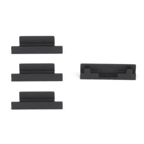 Cheap Battery Charging Port Protector Silicone Cover Dust-proof Plug for DJI SPARK