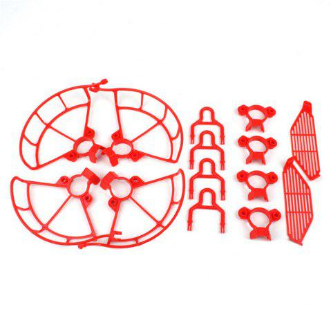Sale Propeller Guards Landing Gear Stabilizers Finger Guards Protection Combo for DJI SPARK